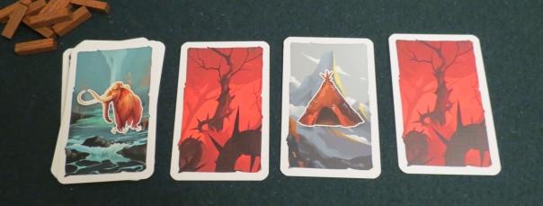 Let's see... evil miasma, tent mountain, or evil miasma.