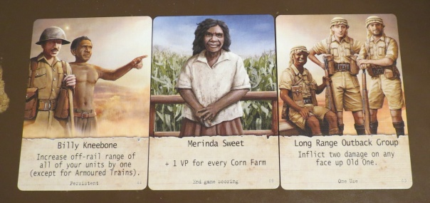 Notably, even the aboriginal people have been given Western names.