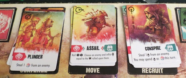 The art is really slick. But there are so many terrible Kickstarter games I can say that for.
