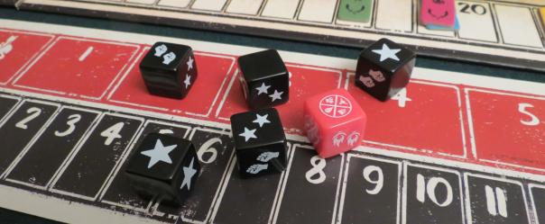 Dice. Those are dice.
